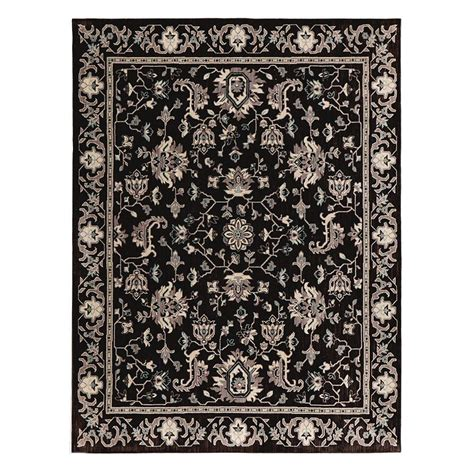 10 ft area rugs home decorators collection jackson blue ivory 8 ft x 10