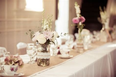 shabby chic centerpieces shabby wedding shabby chic wedding centerpiece ideas