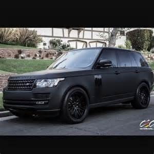 matte black range rover best 25 matte black range rover ideas on
