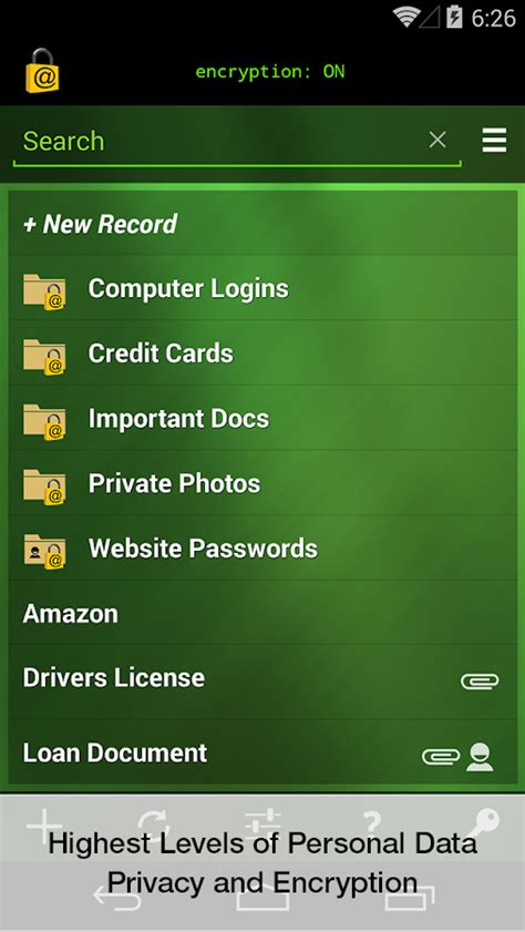 best password keeper app keeper 174 password manager screenshot