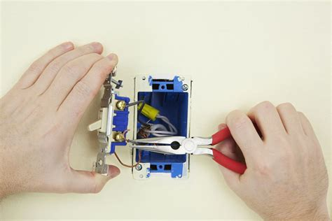 how to wire and install single pole switches