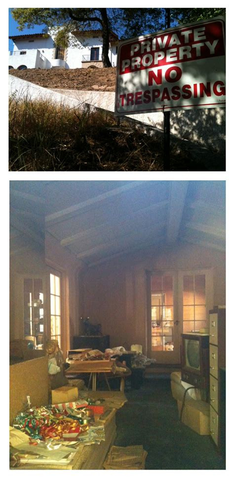 Los Feliz Murder House Interior by 1000 Images About Abandoned Places On