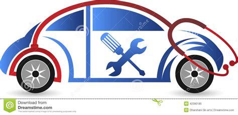 Auto Logo Mit L We by Car Repair Logo Stock Vector Illustration Of Mechanic