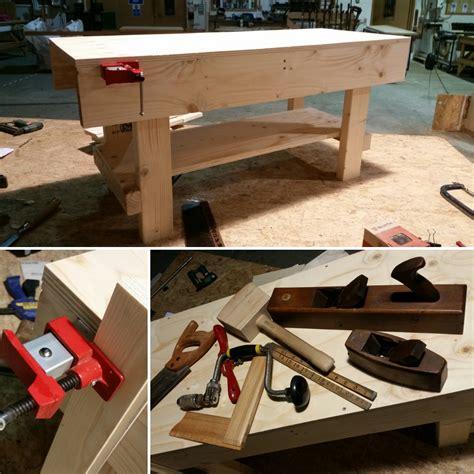 popular woodworking workbench stanley s workbench popular woodworking magazine