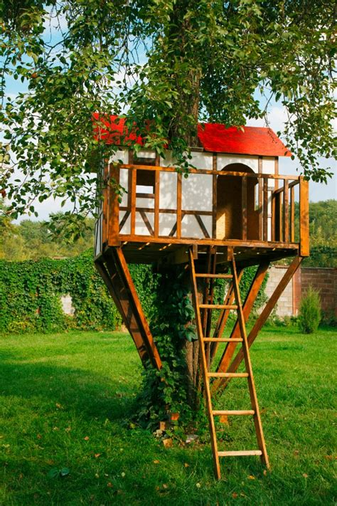 backyard treehouse for kids 25 awesome kids tree houses kids activities blog