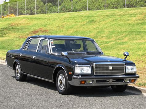 toyota century 10 coolest second cars you can afford