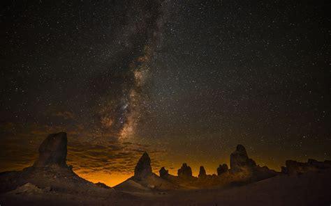 desert night sky wallpaper gallery