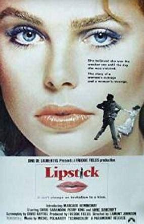 lipstick margaux hemingway rare  original