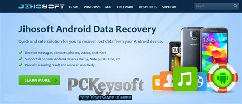 android phone data recovery software full version jihosoft android data recovery www pckeysoft com