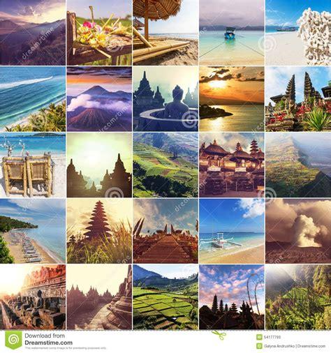 Collagen Indonesia collage de indonesia foto de archivo imagen 54177793
