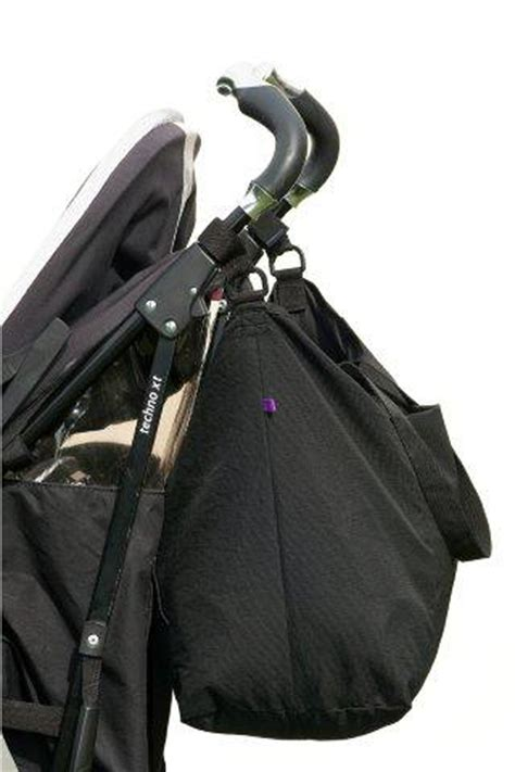 Shopping Bag 2 shopping bag black in the pocket baby