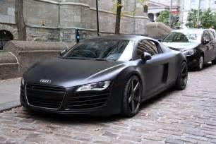Audi R8 Matte Audi R8 Matte Black 2015 Image 337