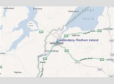 Londonderry, Northern Ireland Tide Station Location Guide Fifth Third Bank Na