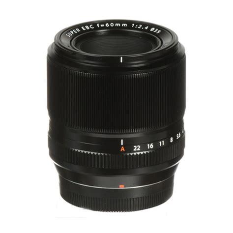 Lensa Fujifilm Xf jual fujifilm fujinon xf 60mm f2 4 r macro lensa kamera hitam harga kualitas