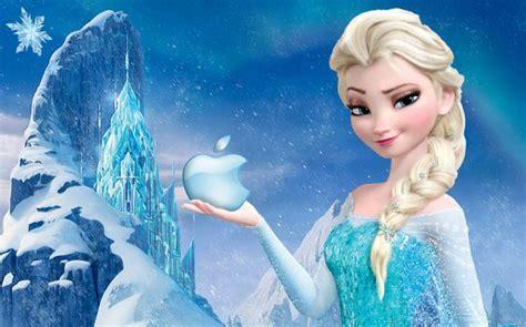 frozen wallpaper mac disney s frozen queen elsa apple background disney