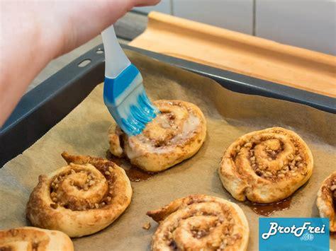 glasur für kuchen selber machen rezept f 252 r leckere zimtschnecken zum selber backen brotfrei