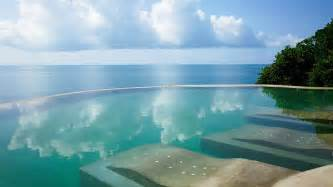 Thailand Infinity Pool 28 Mind Blowingly Beautiful Infinity Pools Around The
