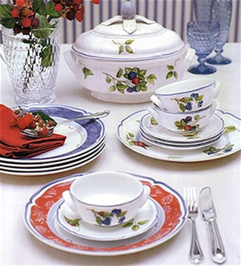 Cottage Dishes by Villeroy Boch Cottage Dinnerware Beautiful Dishes And