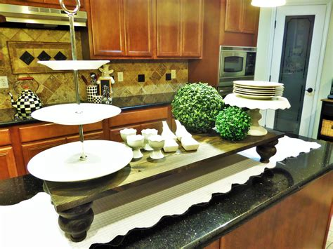 the look for less diy tabletop buffet riser be my