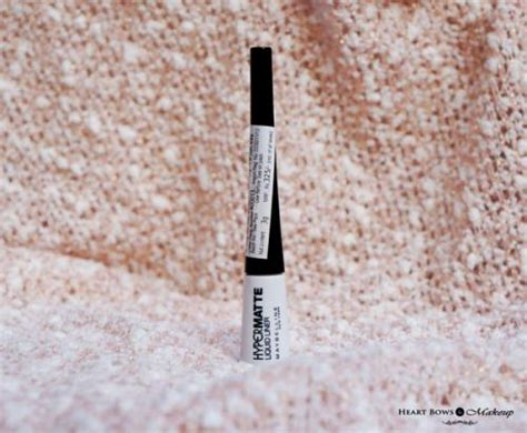 Maybelline Hyper Matte Liquid maybelline bows makeup indian makeup indian fashion indian