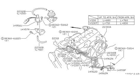 z31 vacuum diagram engine vacuum piping for 1986 nissan 300zx