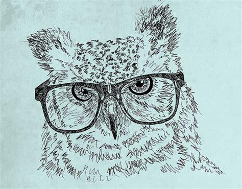 imagenes de buhos hipster buhos dibujos tumblr imagui