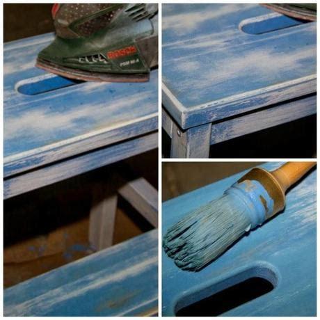 C 243 Mo Pintar Una Escalera De Ikea Con Chalk Paint Paperblog | como pintar con chalk paint c 243 mo pintar una silla