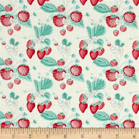 penny rose shabby strawberry main cream discount