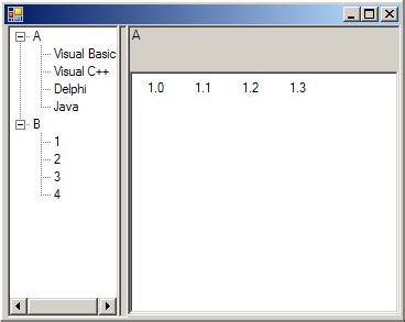 visual c tutorial gui tree node selection event treeview 171 gui 171 vb net tutorial