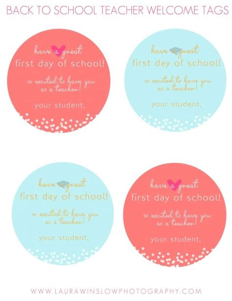printable welcome tags 1000 images about thank you gifts on pinterest initials
