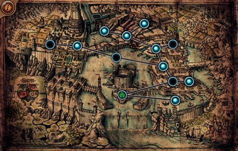 poe maps areas path of exile