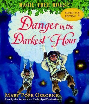 seven seconds osborne books danger in the darkest hour pope osborne 9780553552638