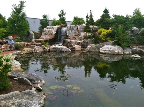 Aquascape Construction by Worlds Most Ecosystem Pond Construction Certified