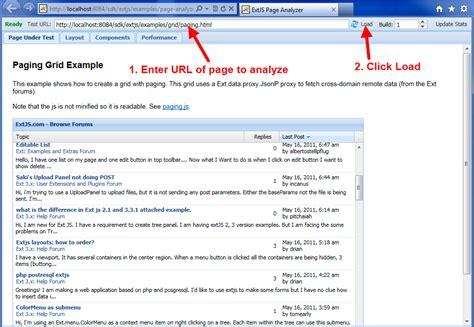 extjs layout guide performance guide ext js 4 2 1 sencha docs