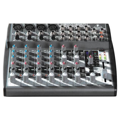 Mixer Behringer 1202 Fx 1202fx behringer xenyx 1202fx mixer