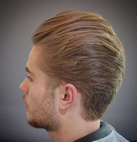 scissor cut short hair style hairstyles for men with long hair 2018