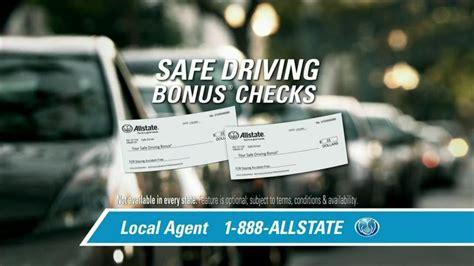 allstate safe driving bonus check tv spot baby deposit allstate tv commercial for safe driving bonus checks