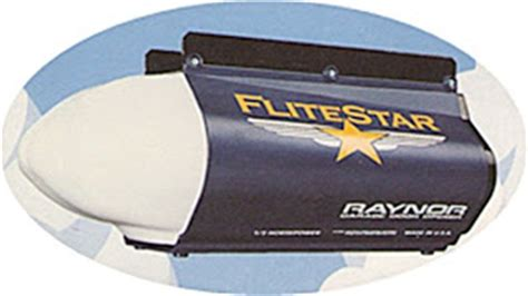 Raynor Garage Door Openers by Garage Door Zone Raynor Flitestar Opener Parts