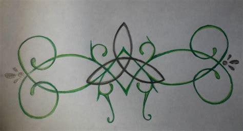 designs celtic symbols for sisterhood tattoo