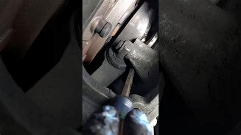 piece clutch brake removal  installation youtube