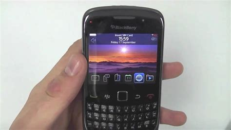 Baterai Blackberry Curve 9300 blackberry 9300 curve 3g review