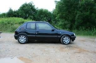 Peugeot 1 6 Gti Peugeot 205 1 6 Gti Best Photos And Information Of