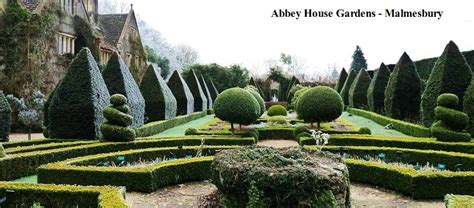European House by Topiary Gardens Great British Gardens