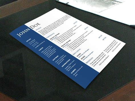 50 fresh sample resume word document free download resume ideas