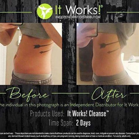 Make My Detox It Works Wrap by 25 Best Ideas About Itworks Cleanse On It
