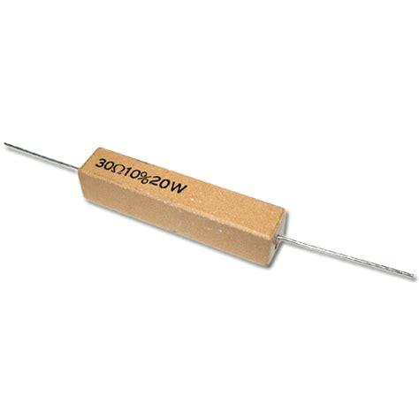30 ohm smd resistor 30 10 20w byab resistor 30 ohm 20w 10 sand 2021000128