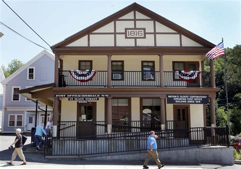 Hton Nh Post Office by Post Office In N H Celebrates 200 Years In Business Cbs