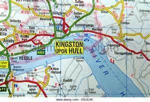 map of kingston upon hull kingston upon hull stock photos kingston upon hull stock images alamy