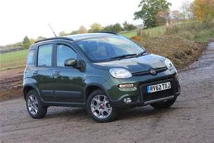Fiat Panda 4 Wheel Drive Best Used Four Wheel Drive Cars Parkers