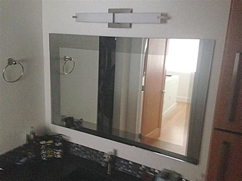 Custom Bathroom Vanity Mirrors by Residence Custom Vanity Mirrors Bathroom